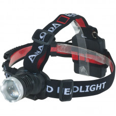 Anaconda - Headlamp T6 - 420Lumen
