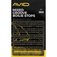 Avid Carp - Outline Mixed Groove Boilie Stops