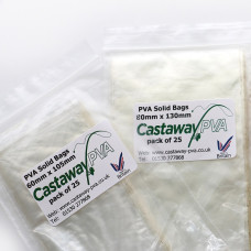 Castaway PVA - Solid Bags 25-pack