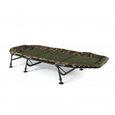 Cyprinus -  Base Camp Flatbed Camouflage Bedchair