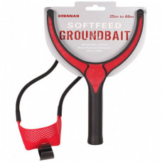 Drennan - Softfeed Groundbait Catapult Red