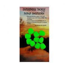 Enterprise Tackle - Pop Up Corn Fluoro Green