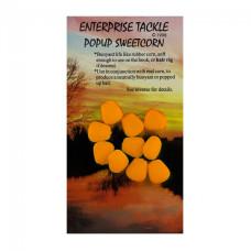 Enterprise Tackle - Pop Up Corn Fluoro Orange