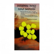 Enterprise Tackle - Pop Up Corn Fluoro Yellow