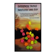 Enterprise Tackle - Mini Sweet Corn Hair Stops Mixed Fluoro