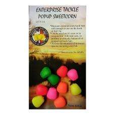 Enterprise Tackle - Pop Up Corn Fluoro Mix