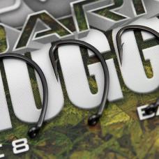 Gardner - Covert Dark Continental Mugga Hooks