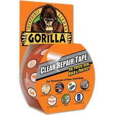 Gorilla - Clear Repair Tape 8.2m x 48mm