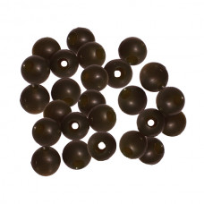Karpfiskebutiken - Rubber Shock Beads 6mm 25-pack