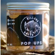Killers Baits - Pop Up White Indians 16mm