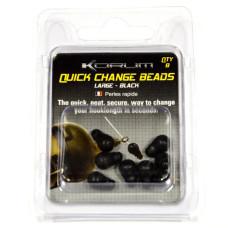 Korum - Quick Change Beads