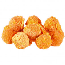 MS Range - Fluo Crispy Boilies 10-14mm Honey