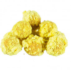 MS Range - Fluo Crispy Boilies 10-14mm Pineapple