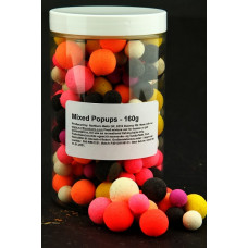 Northern Baits - Mixed Popups Fruit Explosion