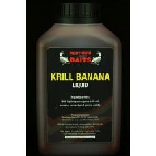 Northern Baits - Krill Banana Liquid 500ml