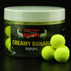 Northern Baits - Pop Up Creamy Banana