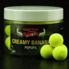 Northern Baits - Pop Up Creamy Banana