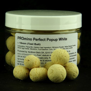 Northern Baits - Perfect Pop Up PROmino White