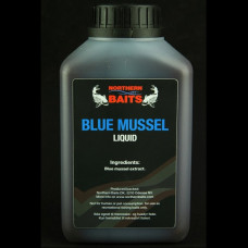 Northern Baits - Blue Mussel Liquid 500ml