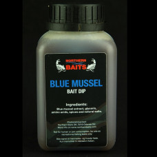 Northern Baits - Bait Dip Blue Mussel 250ml