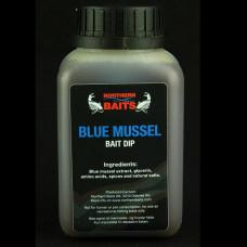 Northern Baits - Bait Dip Blue Mussel 250ml