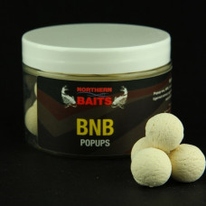 Northern Baits - Pop Up 15mm BNB White