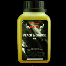 Northern Baits - Peach & Orange 250ml