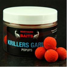 Northern Baits - Perfect Pop Up Krillers Garlic Red