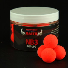 Northern Baits - Pop Up 15mm NB 3 (Citrus, orange, pineapple)