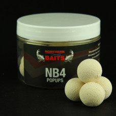 Northern Baits - Pop Up 15mm NB 4 (Creamy wild fruit)