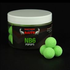 Northern Baits - Pop Up 15mm NB 6 (Fruity Kiwi)