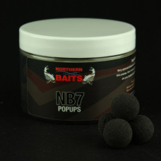 Northern Baits - Pop Up 15mm NB 7 (Fruity cheese)