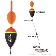 Quantum - Mr. Pike Drifter Float