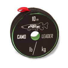 Quantum - Mr. Pike Camo Coated Leader Material