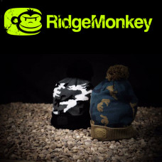 Ridge Monkey - Bobble Hat Camo