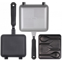 Ridge Monkey - Deep Fill Sandwich Toaster XL + Utensil Set