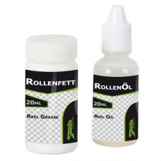 Saenger - Rullfett & Olja 2 x 20ml
