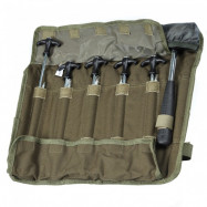 TF Gear - Hardcore Bivvy Pegs With Mallet