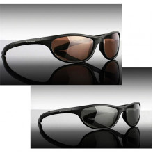 Wychwood - Black Wrap Polarized Sunglasses