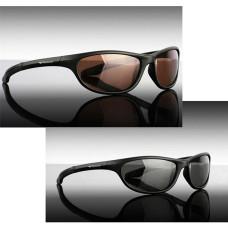 Wychwood - Black Wrap Polarized Sunglasses