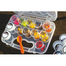 Bank Bug - Artificial bait/tackle storage case