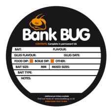 Bank Bug - Klisteretiketter