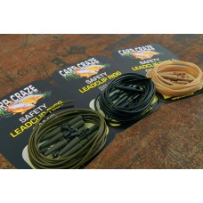 Carp Craze - Lead Clip Action Pack