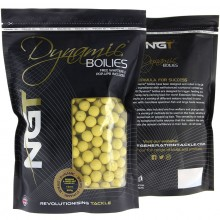 NGT - Boilies 900g Washed Out Banana & Hazelnut