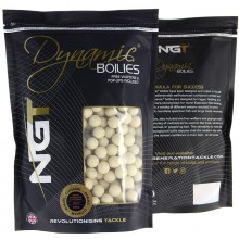 NGT - Boilies 900g White Chocolate & Tigernut