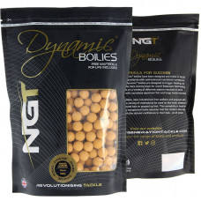 NGT - Boilies 900g Washed Out Mango & Cream