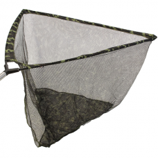 NGT - Camo 42 Specimen Net  with Metal Block
