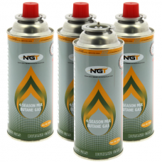 NGT - 227g Gasbehållare 4-pack