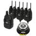 NGT - Dynamic Wireless 3+1 Alarm Set