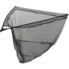 NGT - Black Rubber 42 Specimen Net with Metal Block